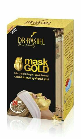 Dr Rashel 24k Gold Collagen Mask powder 50 gm