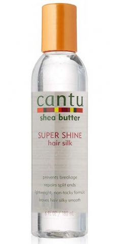 Cantu Shea Butter Super Shine Hair Silk, 6oz (180ml)