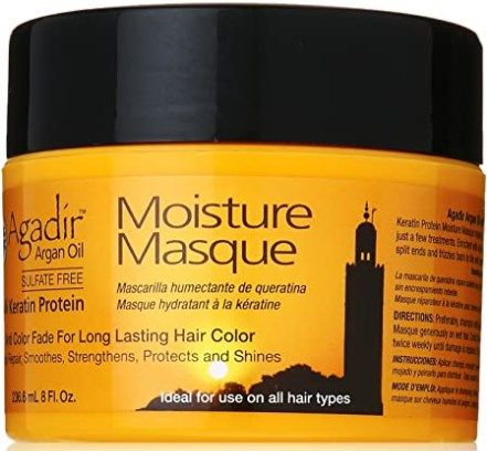 Agadir Argan Oil Moisture Masque , 8oz (236.6ml)