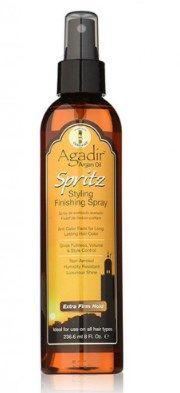 Agadir Argan Oil Spritz Styling Finishing Spray, 8oz (236.6ml)